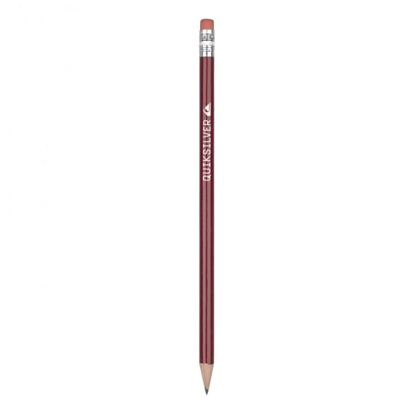 Promo Pencil We Dark Red