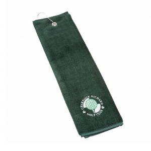 Tri Fold Golf Towel 2