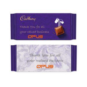 Personalised Cadbury
